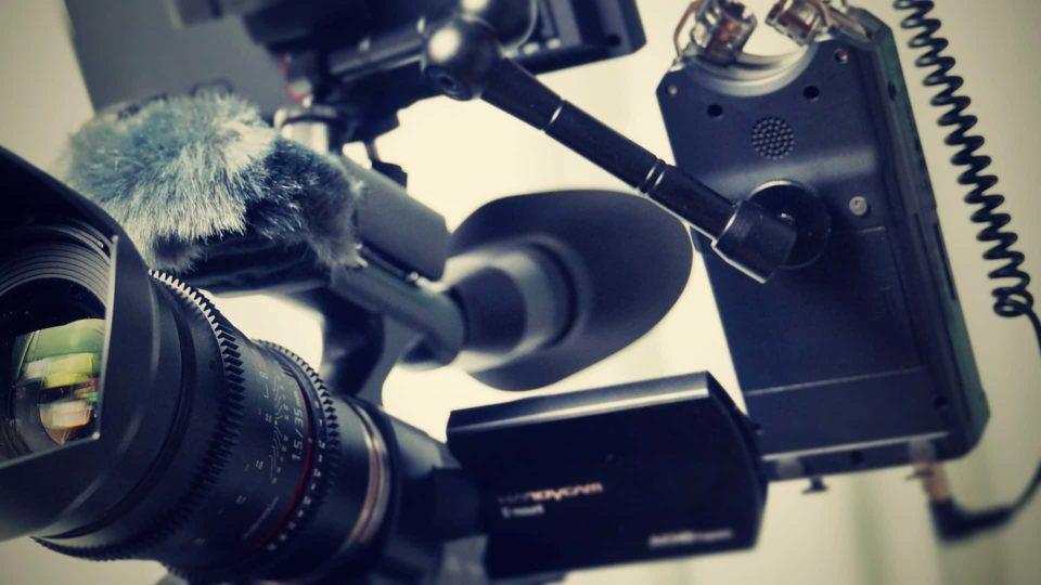 ビデオカメライメージ